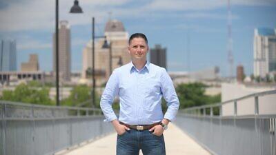 Congressman-elect Tony Gonzales (R-Texas). Credit: Tony Gonzales for Congress.