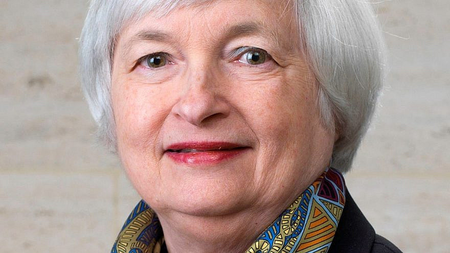 Biden nominates Janet Yellen as treasury secretary_china