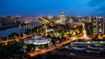 A view of Khartoum, Sudan. Credit: Wikimedia Commons.