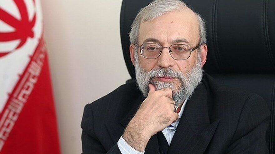 Iranian diplomat and politician Mohammad-Javad Larijani, Jan. 13, 2015. Credit: Meghdad Madadi via Wikimedia Commons.