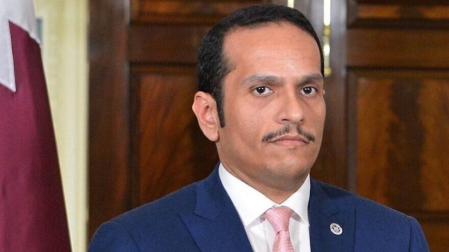 Qatar's Foreign Minister Sheikh Mohammed bin Abdulrahman Al-Thani. Credit: U.S. Department of State via Wikipedia.