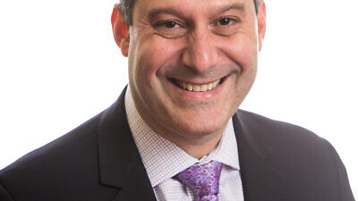 Religious Zionists of America (RZA) Executive Vice President Rabbi Ari Rockoff
