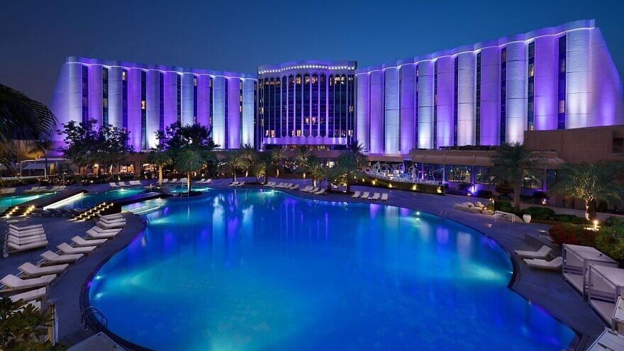 Ritz-Carlton Manama in Bahrain. Credit: Courtesy of Ritz-Carlton Manama.