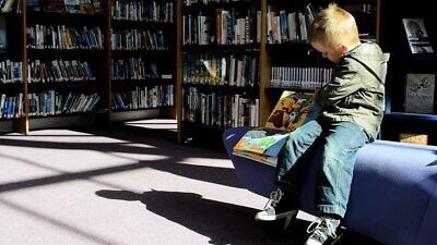 School library books. Credit: Pixabay.