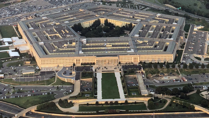 A view of the Pentagon. Credit: Wikimedia Commons.