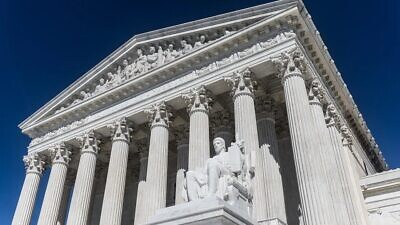 U.S. Supreme Court Building in Washington, D.C. Credit: Pixabay.
