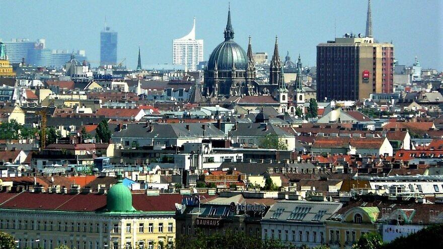 Vienna, Austria. Credit: Pixabay.