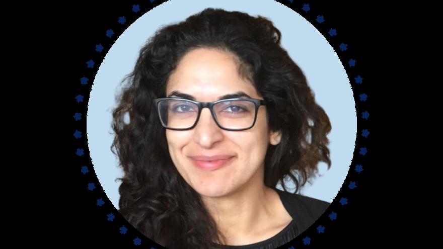 Reema Dodin, an incoming deputy director of the White House Office of Legislative Affairs for President-elect Joe Biden. Credit: Biden-Harris Transition website.