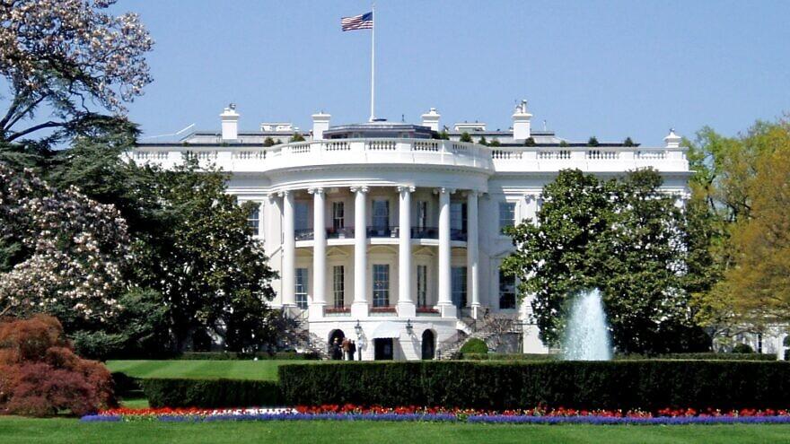 The White House. Credit: Matt. H. Wade/Wikimedia Commons.