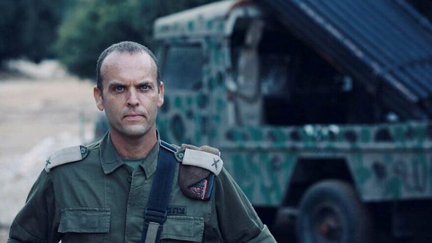 IDF Brig. Gen. Shlomi Binder. Photo by Oren Cohen.