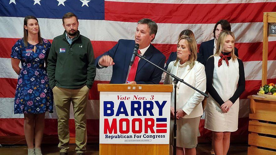 Rep. Barry Moore (R-Ala.). Credit: Barry Moore Republican for Congress/Facebook.