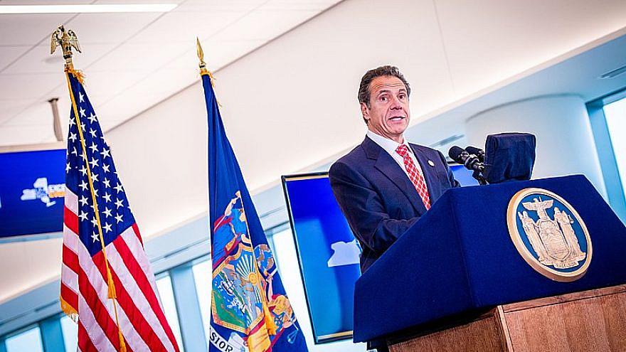 New York Gov. Andrew Cuomo. Credit: Wikimedia Commons/Delta News Hub.