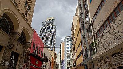 São Paulo, Brazil, Jan. 27, 2019. Credit: Mike Peel via Wikimedia Commons.