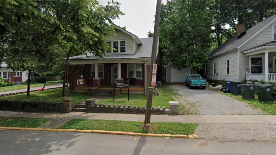 Chabad of the Bluegrass in Lexington, Ky. Source: Screenshot via Google Maps.