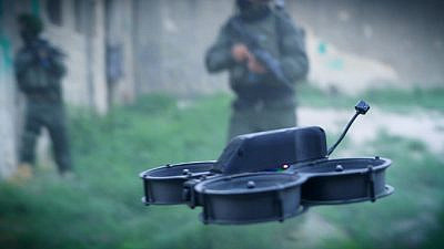 Xtend has built the Skylord Hunter mini-unmanned aerial vehicle (UAV), developing it for the operational requirements of the Israeli Ministry of Defense and America's Combating Terrorism Technical Support Office (CTTSO). Credit: Courtesy.