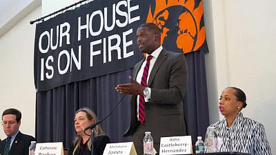 Rep. Mondaire Jones (D-N.Y.). Source: Mondaire for Congress.