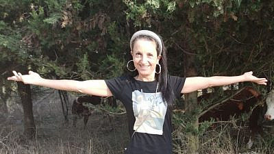 Esther Horgen, 52, was killed in a suspected terror attack in Samaria on Dec. 21, 2020. Credit: Courtesy.