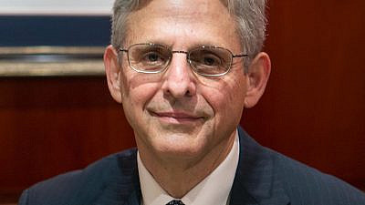 U.S. Circuit Judge Merrick Garland, who is U.S. President-elect's nominee to be U.S. attorney general. Credit: The White House via Wikimedia Commons.