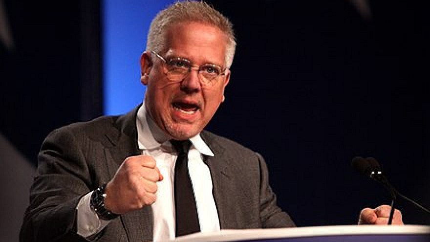 Glenn Beck. Credit: Wikimedia Commons.