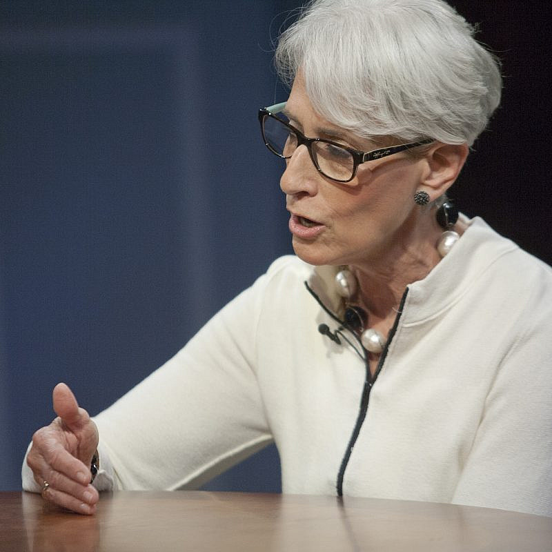 Amb. Wendy Sherman, Joe Biden's nominee  to serve as U.S. Deputy Secretary of State. Credit: Wikimedia Commons.