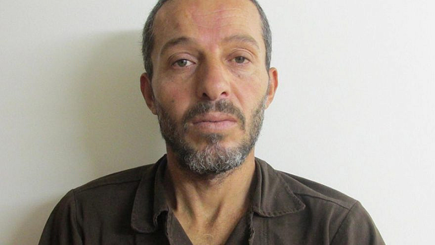Muhammad Cabha, the terrorist who confessed to the Dec. 20, 2020 murder of Esther Horgen. Credit: ISA.
