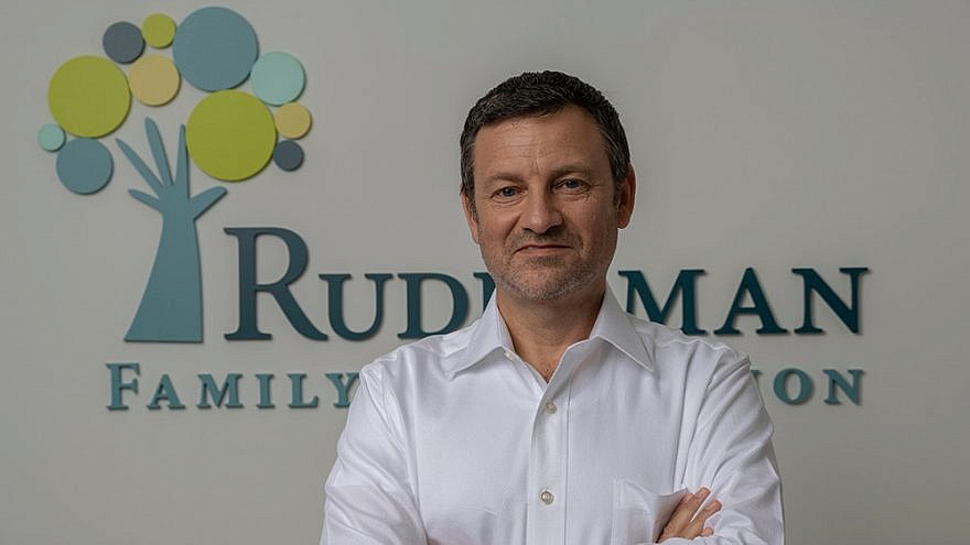 Jay Ruderman, President of the Ruderman Family Foundation