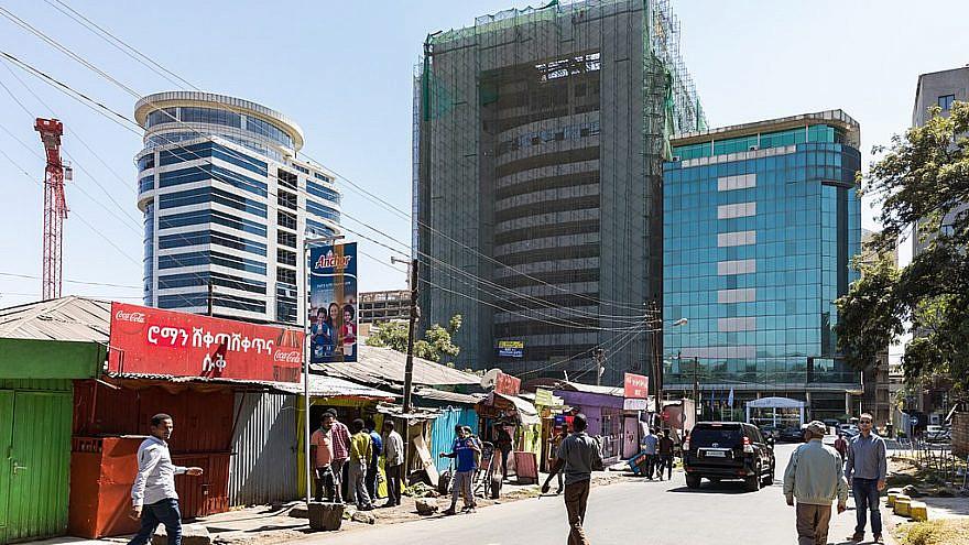 Addis Ababa, Ethiopia. Credit: Wikimedia Commons.