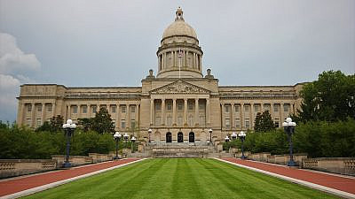 The Kentucky state capitol. Credit: Wikimedia Commons.