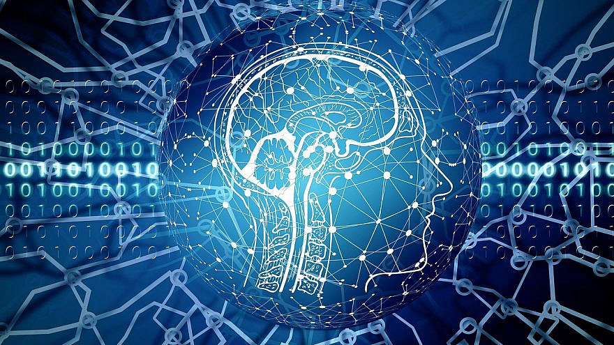 Artist's rendition of artificial intelligence. Credit: Pixabay.