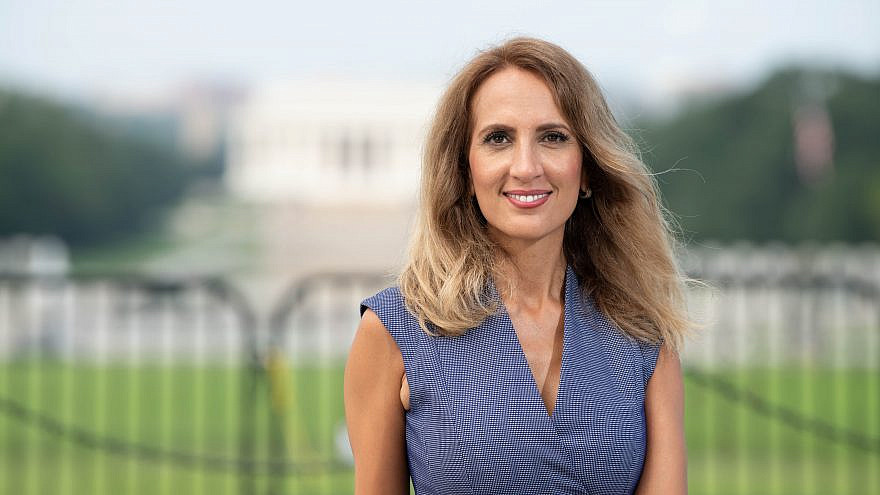 Former U.S. deputy special envoy to monitor and combat anti-Semitism Ellie Cohanim. Photo: courtesy.