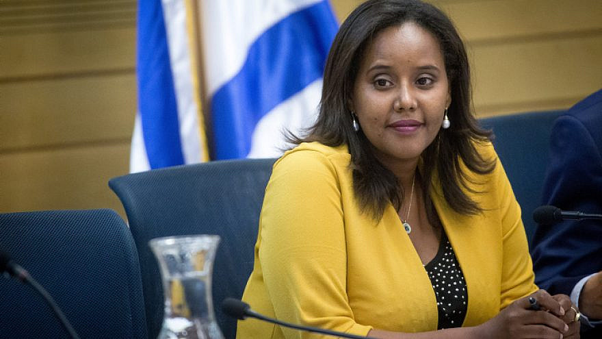 Minister of Aliyah and Integration Pnina Tamano-Shata. Photo by Miriam Alster/Flash90.