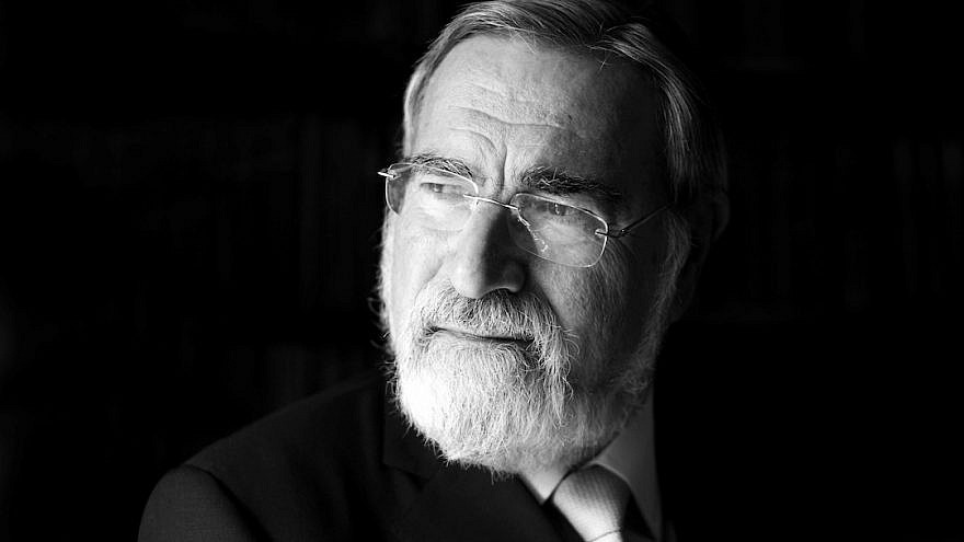 Rabbi Lord Jonathan Sacks. Photo by ©Blake-Ezra Photography Ltd. 2013.