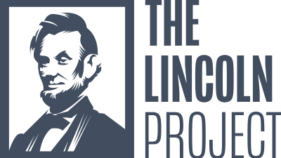 The Lincoln Project logo. Credit: Wikimedia Commons.