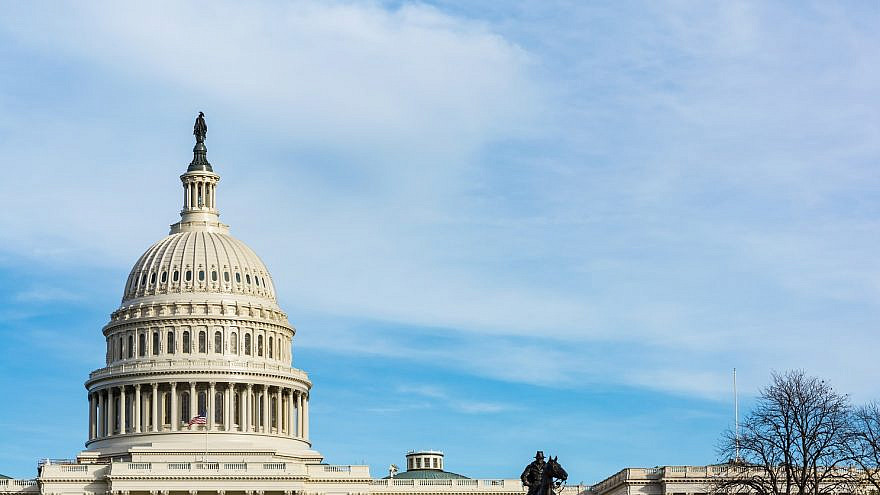 The U.S. Capitol building. Credit: Hunter Bliss Images/Shutterstock.