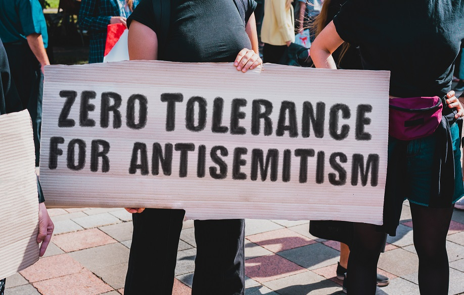 We have a responsibility to talk to our children about anti-Semitism