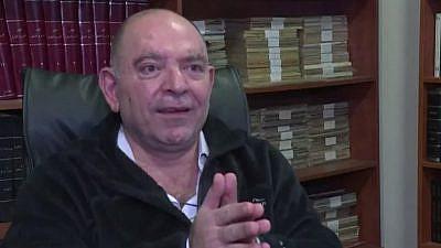 Lebanese anti-Hezbollah activist Lokman Slim. Source: Screenshot.