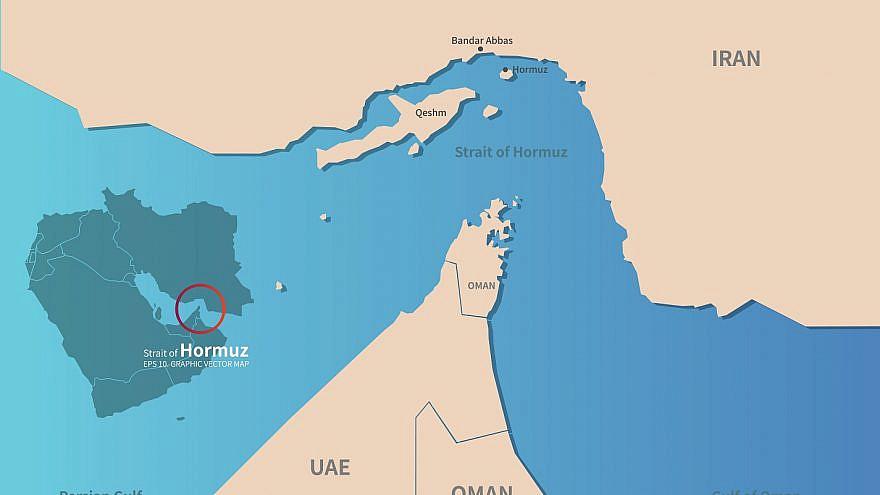 Israel blames Iran for blast on Israeli-owned ship