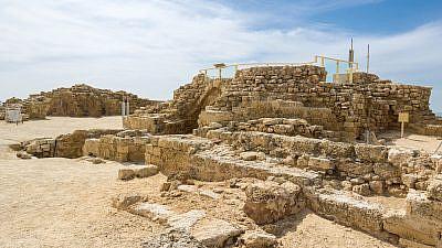 The Apollonia Fortress in Herzliya, Israel. Credit: Alla Khananashvili via Shutterstock.