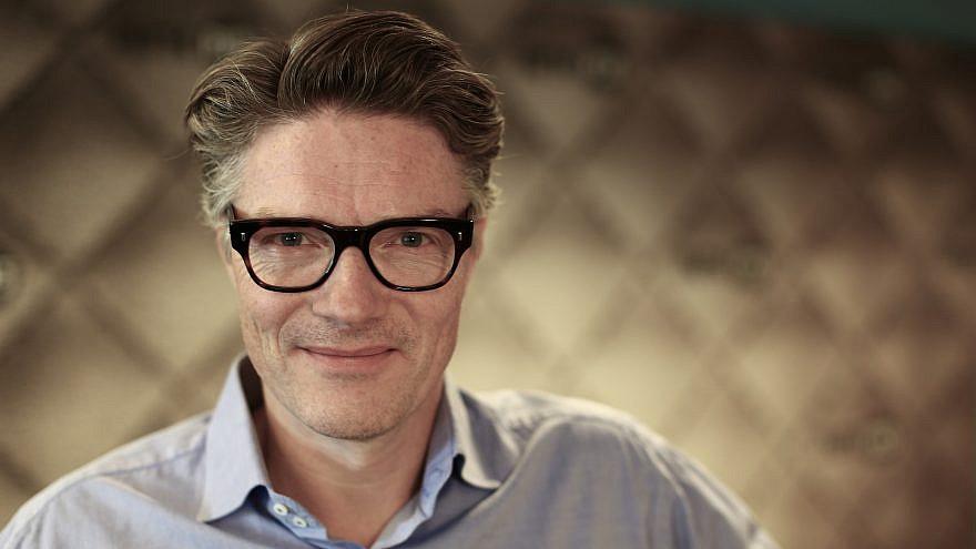 Norwegian radio host Shaun Henrik Matheson. Credit: NRK Radio.