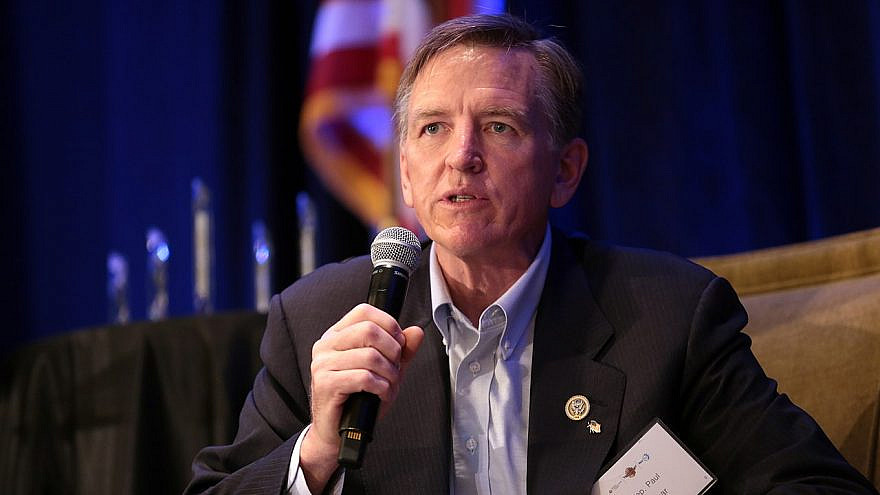 Rep. Paul Gosar (R-Ariz.). Credit: Wikimedia Commons.