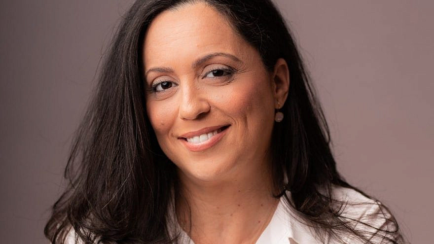 Hagit Tzafrir, head of the Health Division of the Harel Insurance and Finance Group. Source: Facebook.