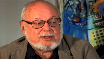 Norton Juster. Source: Reading Rockets/YouTube.
