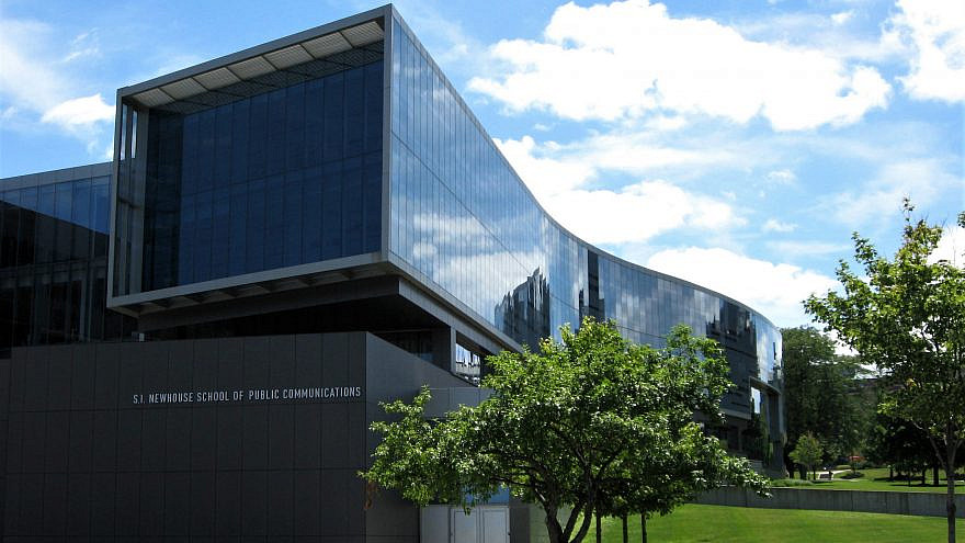 S.I. Newhouse School of Public Communications at Syracuse University. Credit: D.A. Sonnenfeld via Wikimedia Commons.
