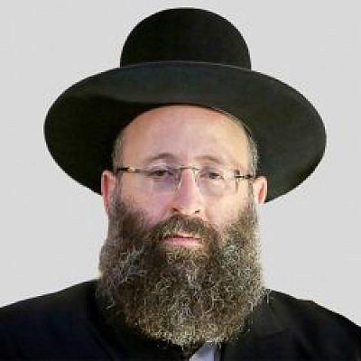 Rabbi Shmuel Rabinovitch. Photo: Courtesy.