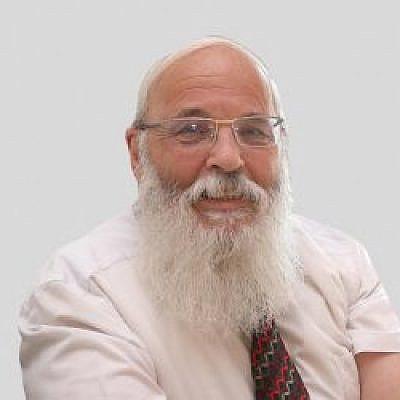 Rabbi David Ben-Nissan. Credit: Courtesy.