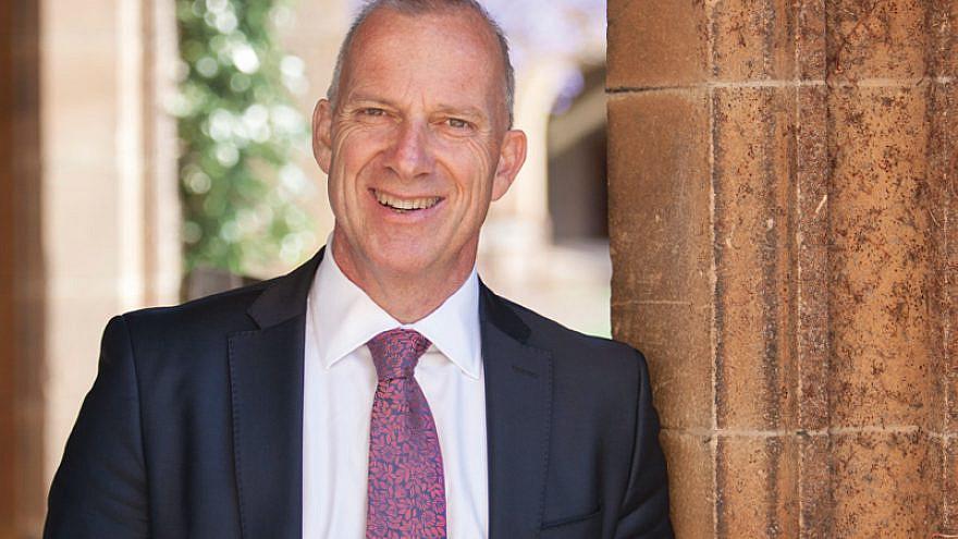 Michael Spence, president of University College London. Credit: University College London.