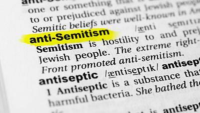 Defining anti-Semitism. Credit: Lobroart/Shutterstock.