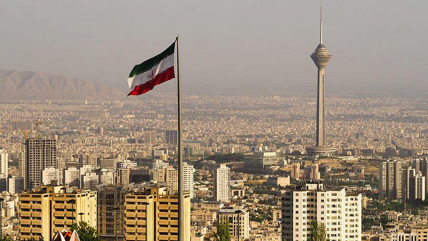 A view of Tehran. Credit: Vanchai tan/Shutterstock.
