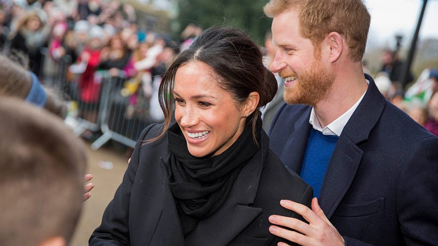 The Duke and Duchess of Sussex, Harry and Meghan Markle. Credit: ComposedPix/Shutterstock.