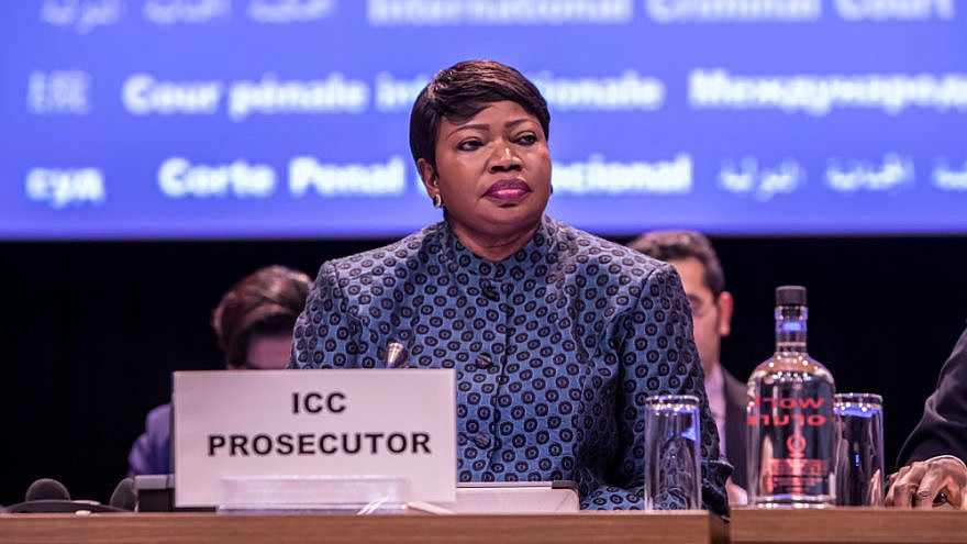 International Criminal Court prosecutor Fatou Bensouda in December 2019. Credit: Mike Chappazo/Shutterstock.